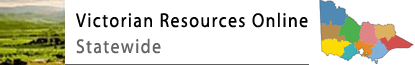 Victorian Resources Online - Statewide